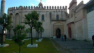 Monasterio Santiponce