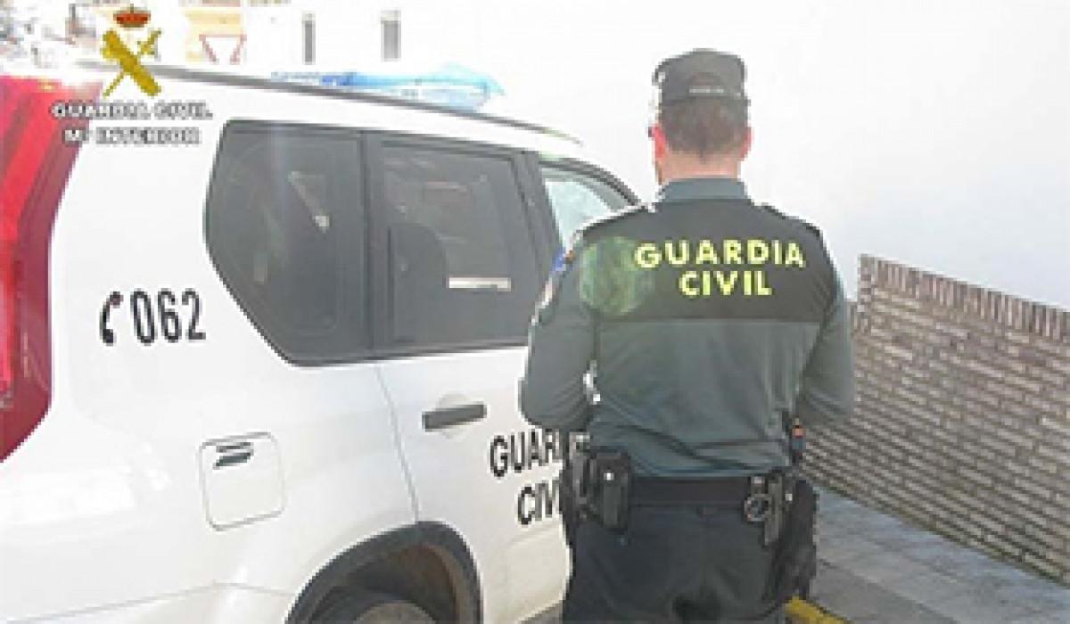Guardia civil carmona