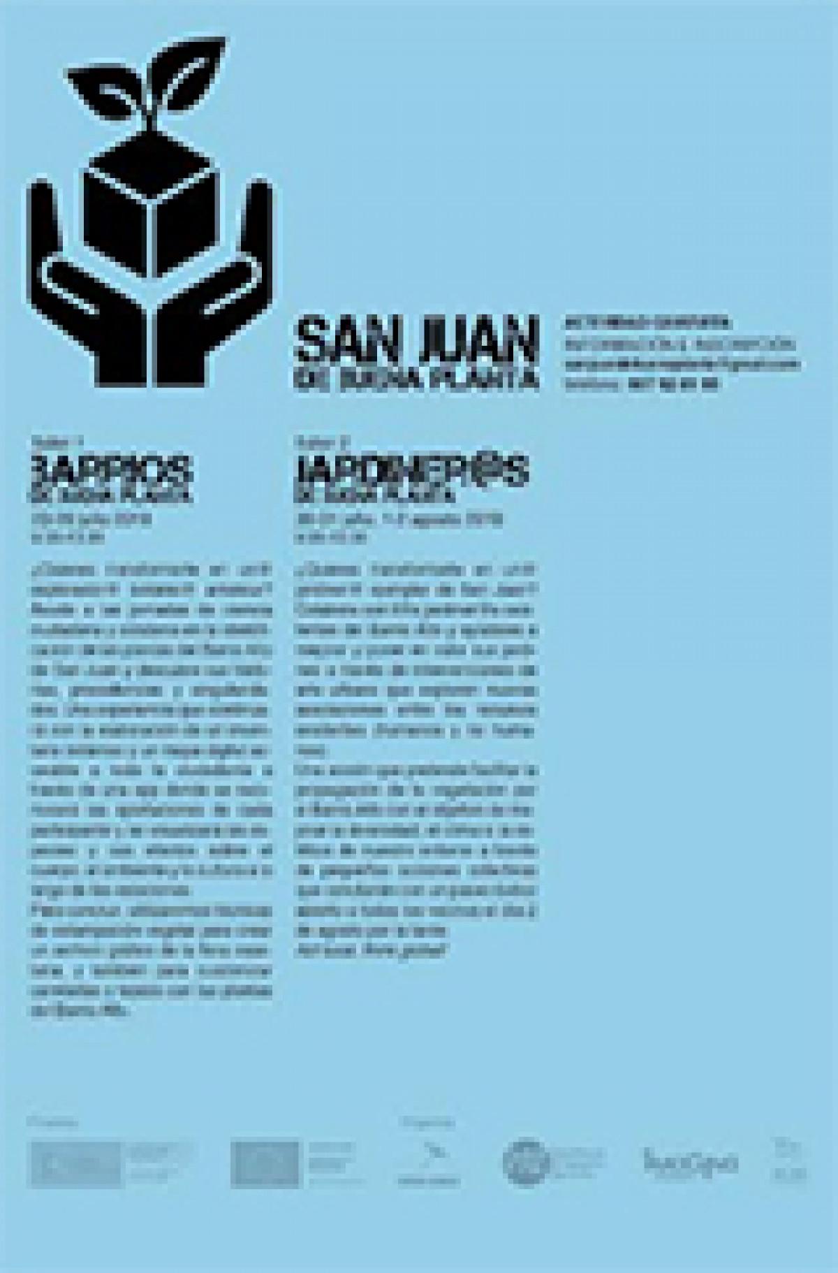 San juan planta