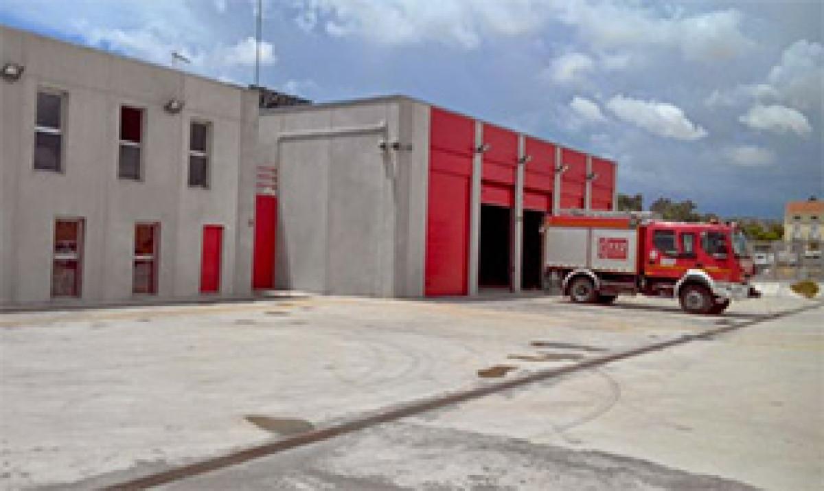 Parque bomberos santiponce