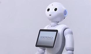 Robot turismo