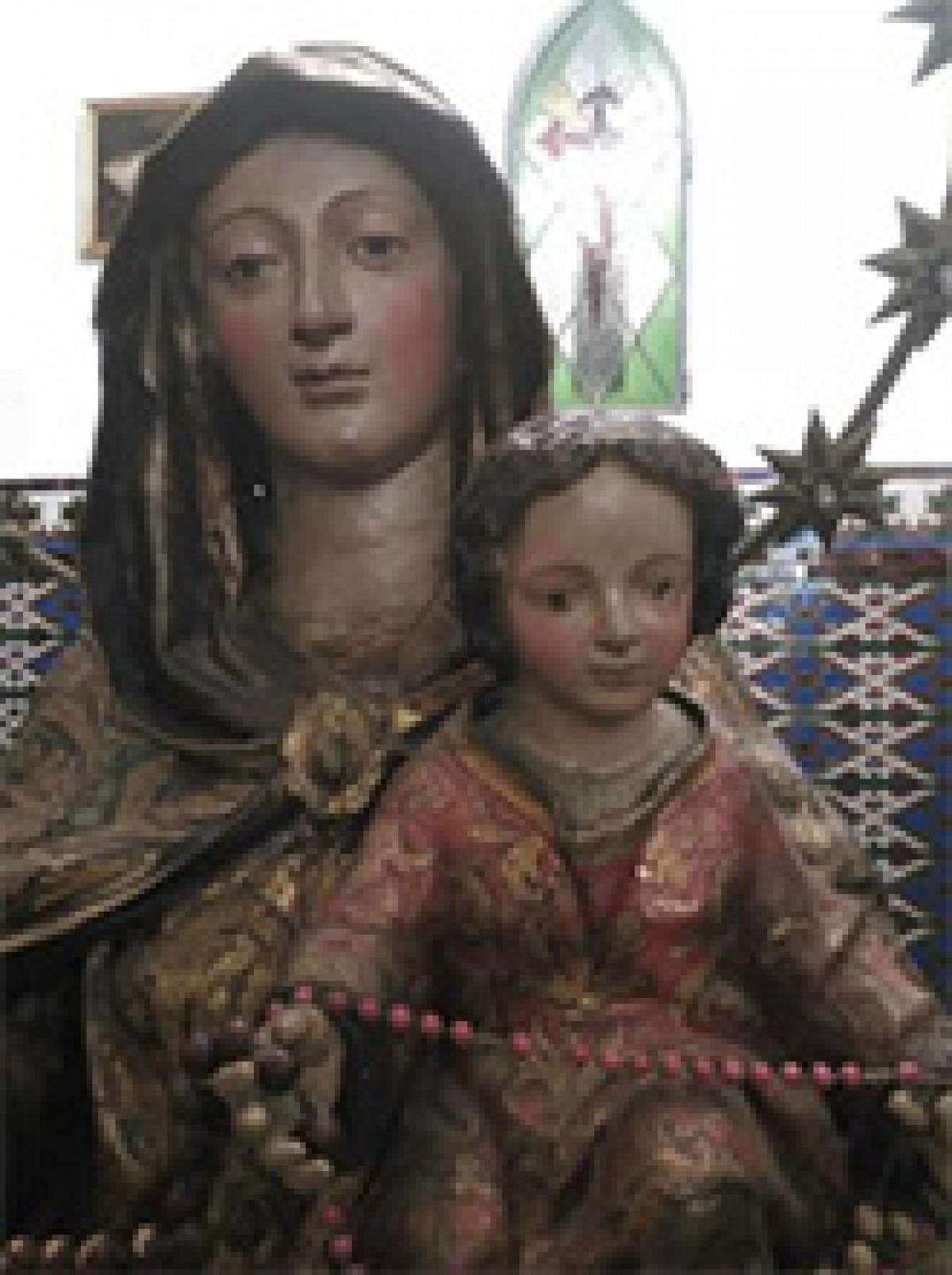 Virgen castilleja