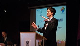 Sevillano presidente jovemes