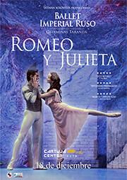 Ballet romeo y julieta