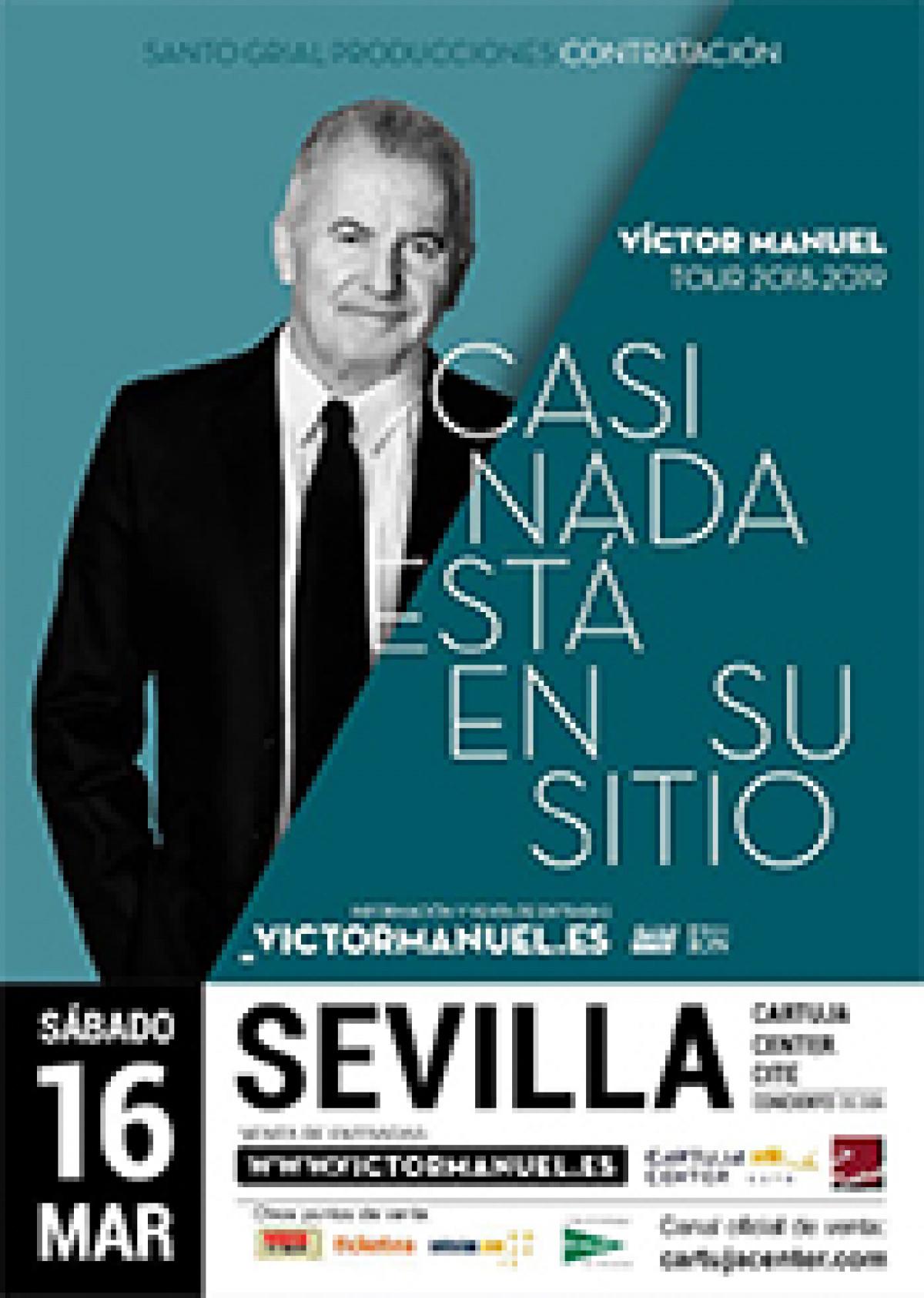 Victor manuel concierto