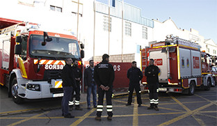 BNP bomberos palacios