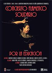Concierto flamenco tomares