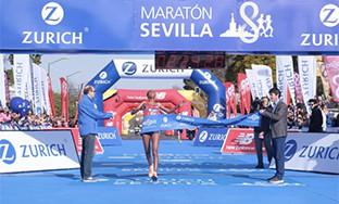 Maraton sevilla 19