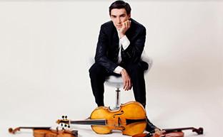 Violinista barroco