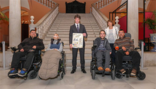 Torneo silla ruedas motorizadas