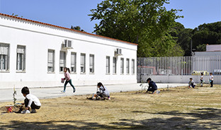 Colegio maribau00f1ez medioambiente