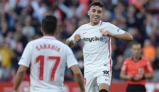 Sevilla rayo
