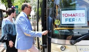 Autobus tomares feria