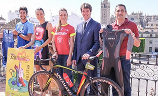 Triatlon sevilla 2019