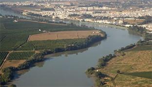 Guadalquivir regar